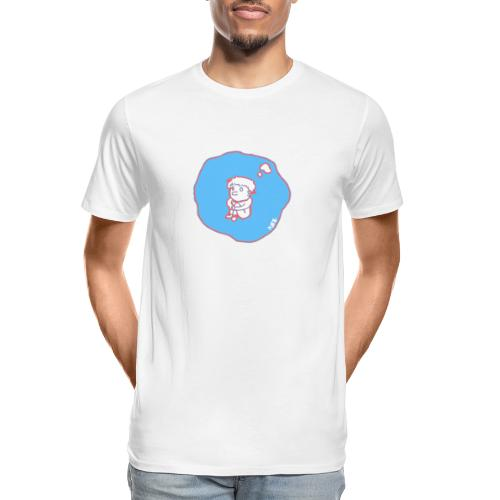 In my bubble - Men's Premium Organic T-Shirt