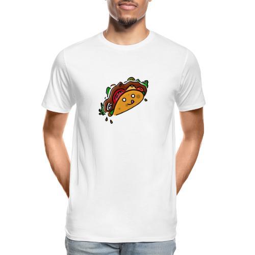 Yum Taco - Men's Premium Organic T-Shirt