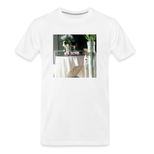 Spread the Love! - Men's Premium Organic T-Shirt