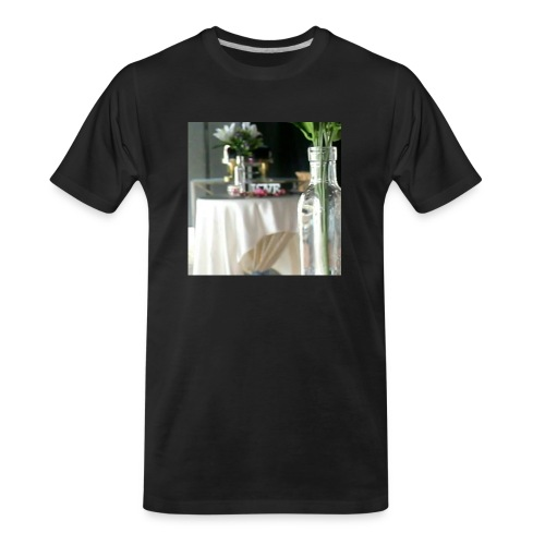 Spread the Love! - Men's Premium Organic T-Shirt