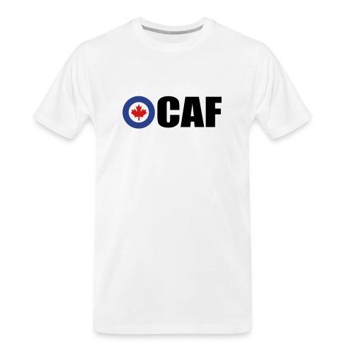 Canadian Air Force - Men's Premium Organic T-Shirt