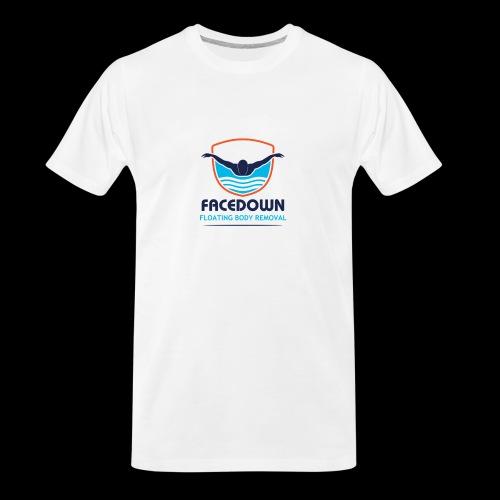 EVER HAVE TO REMOVE SOMEONE from a SUBMERGED CAR? - Men's Premium Organic T-Shirt