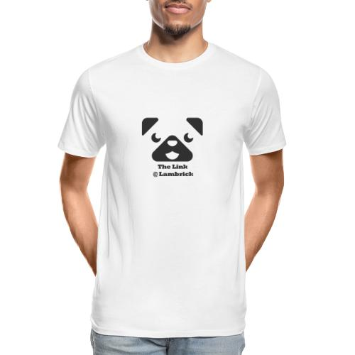 Link Charlie - Men's Premium Organic T-Shirt