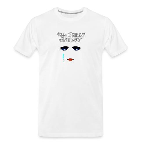 girlyteegraphic - Men's Premium Organic T-Shirt