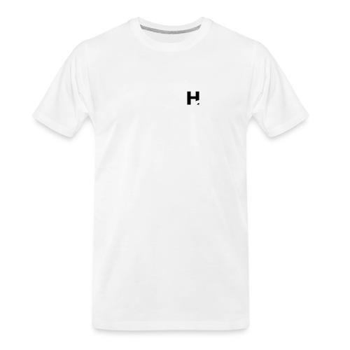 High Contrast - Men's Premium Organic T-Shirt