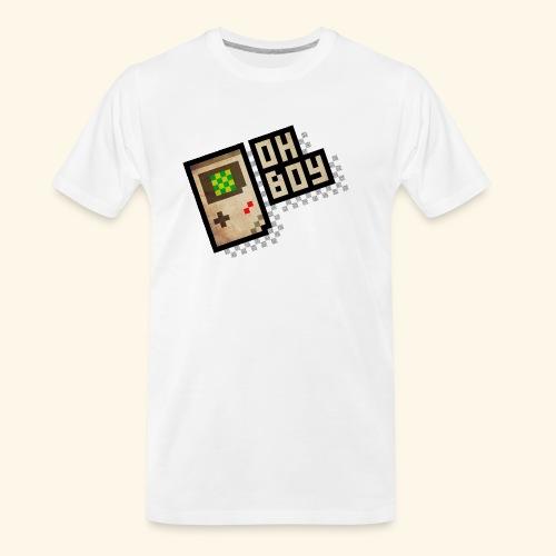 Oh Boy - Men's Premium Organic T-Shirt
