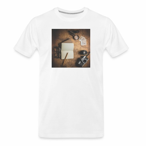 Traveller - Men's Premium Organic T-Shirt