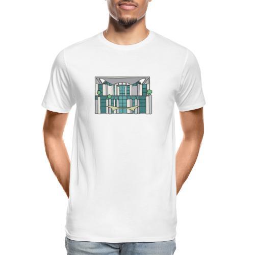 Chancellery Berlin - Men's Premium Organic T-Shirt
