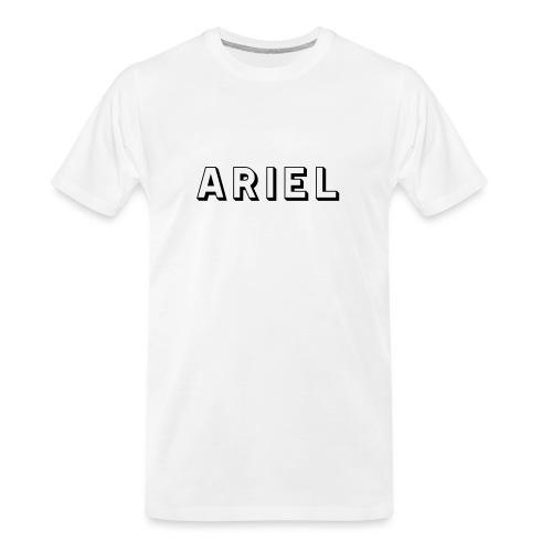 Ariel - AUTONAUT.com - Men's Premium Organic T-Shirt