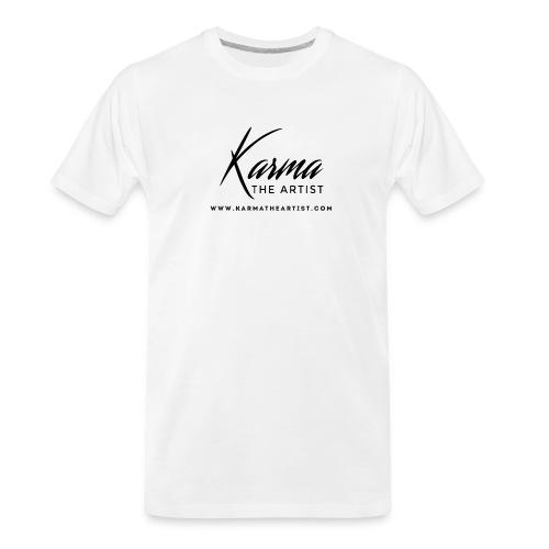 Karma - Men's Premium Organic T-Shirt