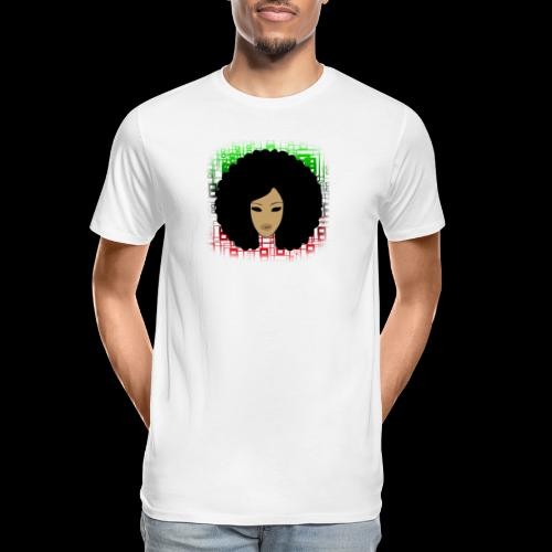 Afromatrix - Men's Premium Organic T-Shirt