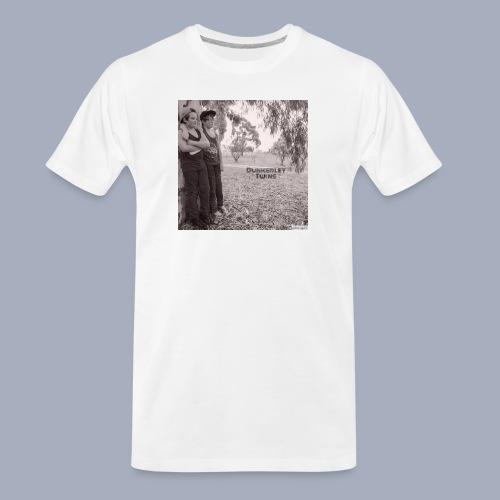 dunkerley twins - Men's Premium Organic T-Shirt