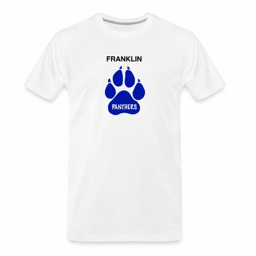 Franklin Panthers - Men's Premium Organic T-Shirt