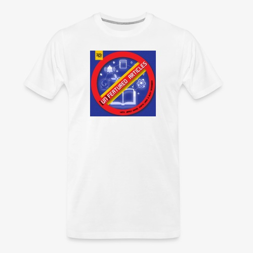 unFeatured Articles Cover - Men's Premium Organic T-Shirt
