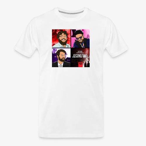 Second Take Cover - Men's Premium Organic T-Shirt