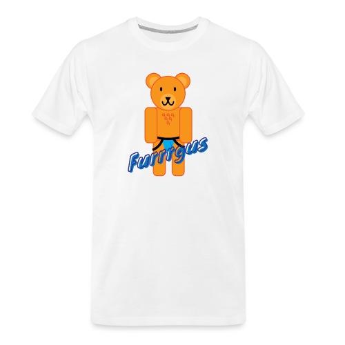 Furrrgus @ Underbear - Men's Premium Organic T-Shirt