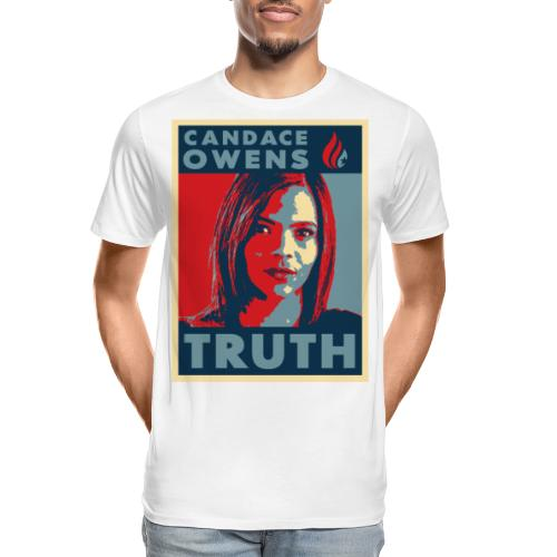 Candace Owens for President - Men's Premium Organic T-Shirt