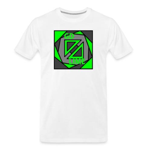 GDLime - Men's Premium Organic T-Shirt