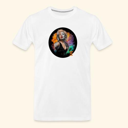 Marilyn Monroe - Men's Premium Organic T-Shirt