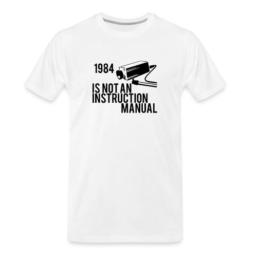 1984 - Men's Premium Organic T-Shirt