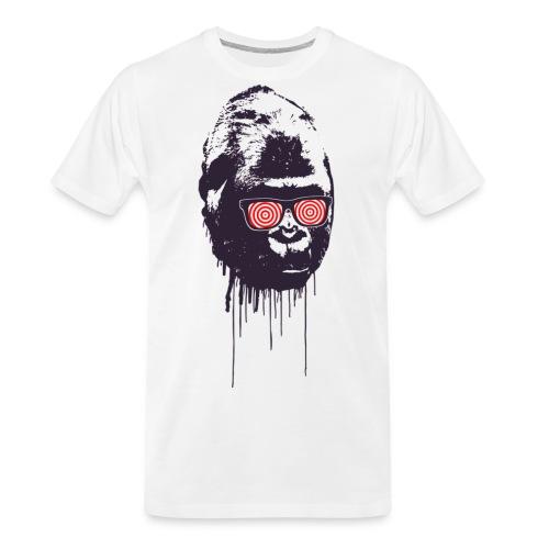 xray gorilla - Men's Premium Organic T-Shirt