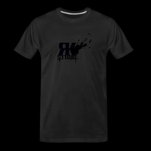 RKStudio Black Version - Men's Premium Organic T-Shirt