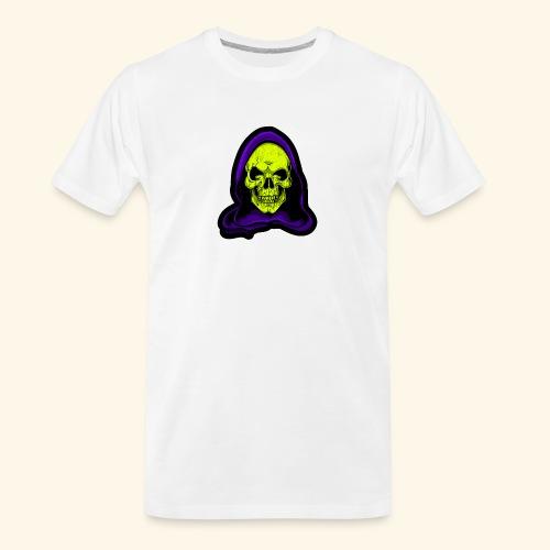 Skeleton merchandise - Men's Premium Organic T-Shirt