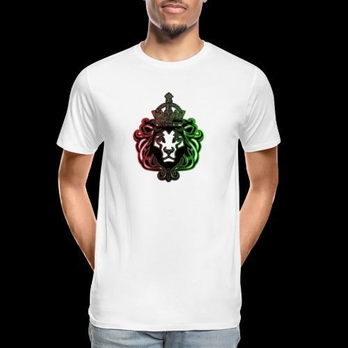 RBG Lion - Men's Premium Organic T-Shirt