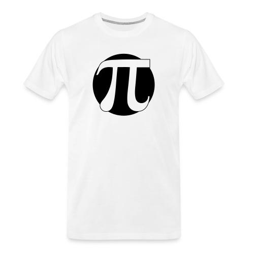 pi - Men's Premium Organic T-Shirt