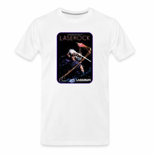 Laserium Design 002 - Men's Premium Organic T-Shirt