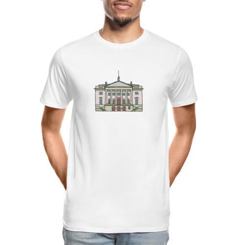 Berlin State Opera - Men's Premium Organic T-Shirt