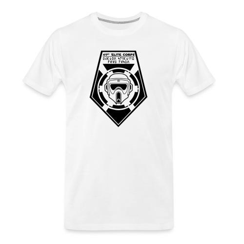 41st Elite Corps - Men's Premium Organic T-Shirt