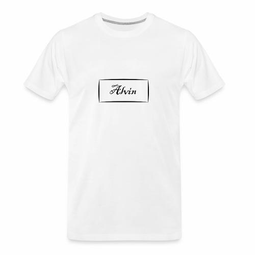 Alvin - Men's Premium Organic T-Shirt
