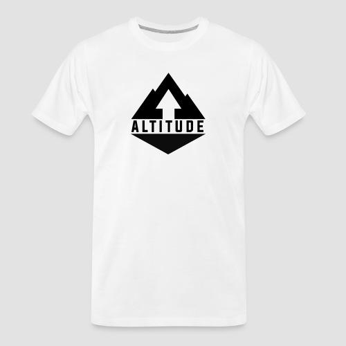 Altitude Mountain - Men's Premium Organic T-Shirt