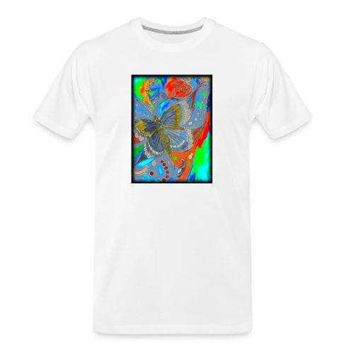 Butterfly - Men's Premium Organic T-Shirt
