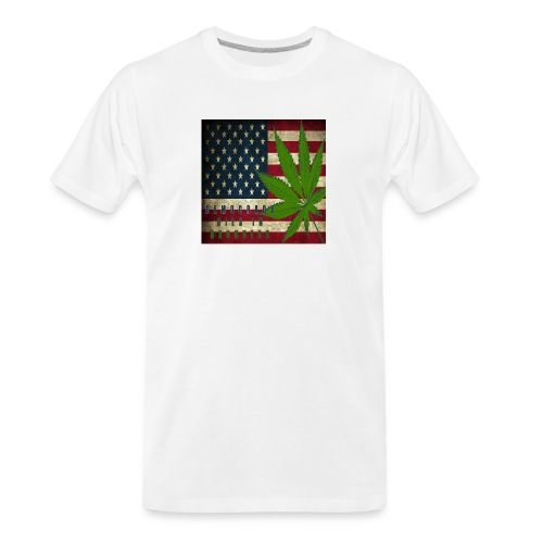 Political humor - Men's Premium Organic T-Shirt