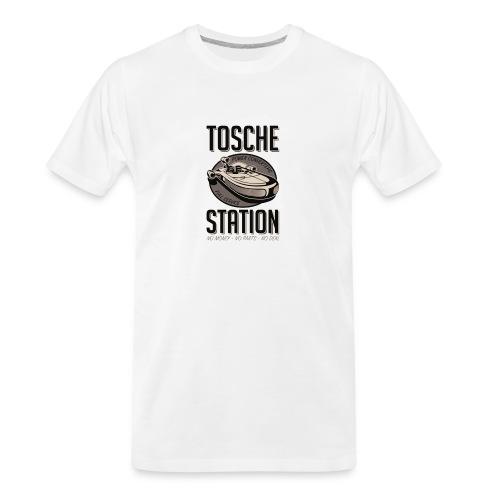 Tosche Station merch - Men's Premium Organic T-Shirt