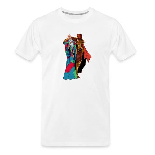 anjelicaPRO png - Men's Premium Organic T-Shirt