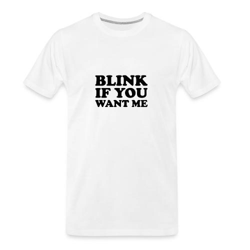 2020 Flirting Trend - Men's Premium Organic T-Shirt
