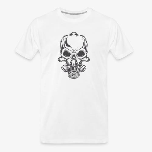 fire 2 - Men's Premium Organic T-Shirt