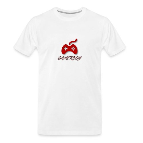 Gamerboy - Men's Premium Organic T-Shirt