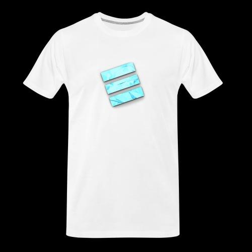 Durene logo - Men's Premium Organic T-Shirt