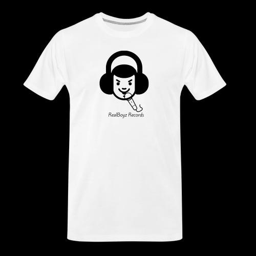 RealBoyz Records - Men's Premium Organic T-Shirt