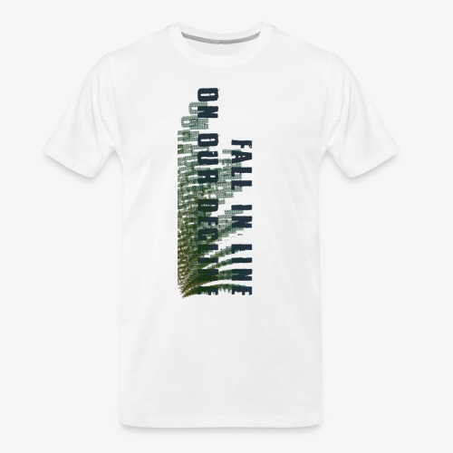 Decline - Men's Premium Organic T-Shirt