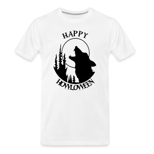 Happy Howloween - Men's Premium Organic T-Shirt