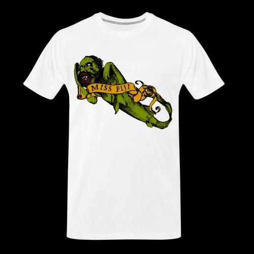 Barnum's Bride - Men's Premium Organic T-Shirt