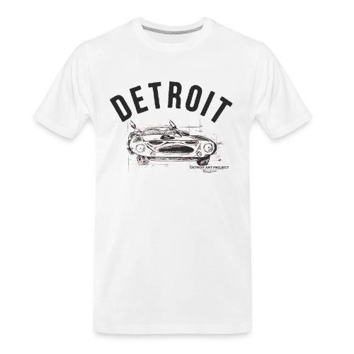 Detroit Art Project - Men's Premium Organic T-Shirt