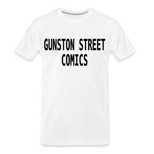 GUNSTON STREET COMICS - Men's Premium Organic T-Shirt