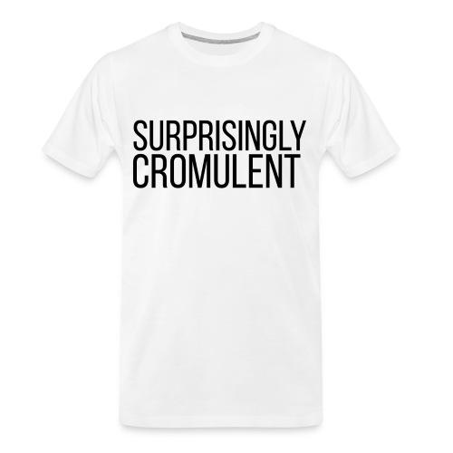surprisingly-cromulent - Men's Premium Organic T-Shirt