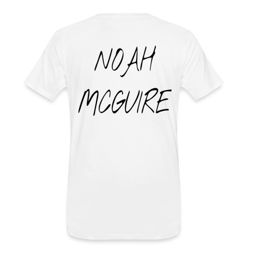 Noah McGuire Merch - Men's Premium Organic T-Shirt